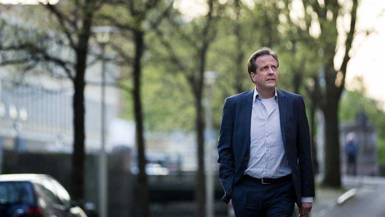 D66-leider Pechtold vindt dat de 'ondoordachte' bezuinigingen van tafel moeten Beeld anp