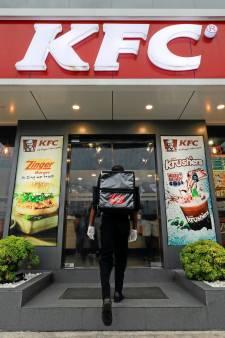Une commande chez KFC leur coûte 16.000 euros d'amende