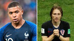 De jongste Franse WK-ploeg sinds 1930 versus de anciens van deze editie: tien dingen die u moet weten over de grote finale
