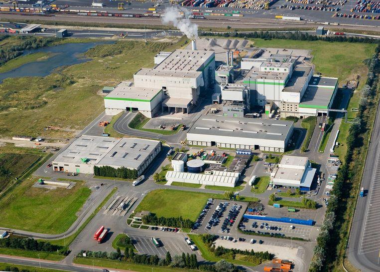 De nieuwe verbrandingsinstallatie komt op de huidige site van Indaver in Doel.