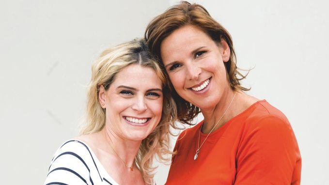 Dina Tersago en Tine Embrechts: 'Wij zijn ontzettend dankbaar dat ons nog een kindje gegund is'