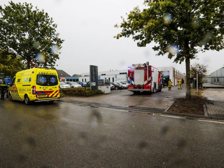 Man ernstig gewond na ongeval bij bedrijf in Nuenen