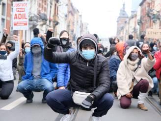 Tientallen jongeren voeren actie in Anderlecht voor Adil: politie bezig met arrestaties