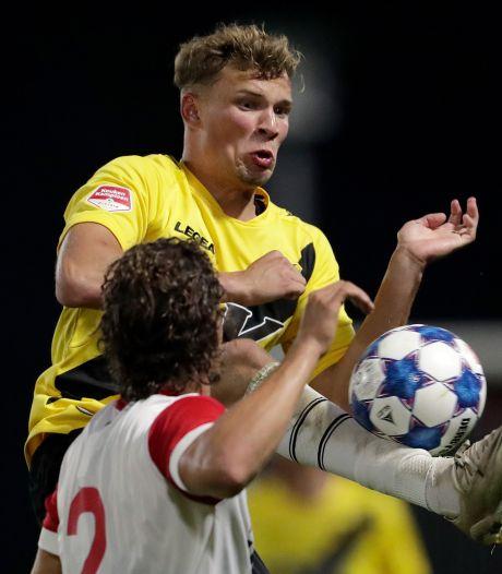 Samenvatting | Jong FC Utrecht - NAC Breda