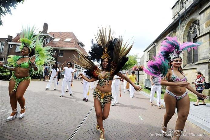 Onder andere de organisatie van Tropical Day en Tropical Night is in handen van Stichting Centrummanagement Haaksbergen