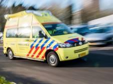 Automobilist ernstig gewond bij botsing tegen boom in Breda