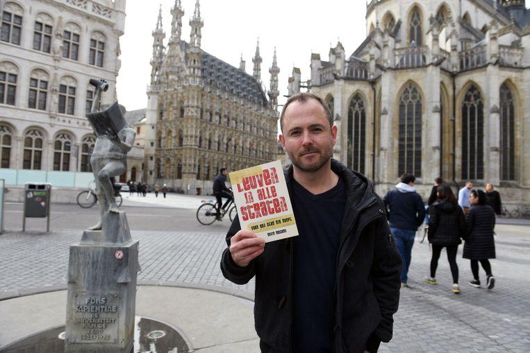 David Dessers schreef al een boek over de stad van de toekomst waarin politici veel bewuster moeten omgaan met leefmilieu en klimaat.