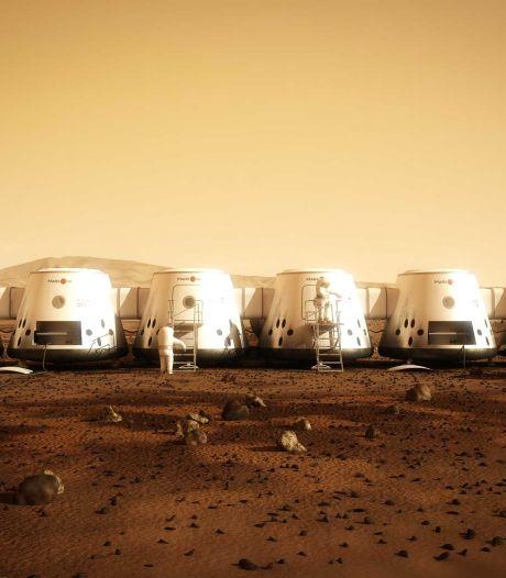 Procedure aanmelding 'enkeltje Mars' start in juli