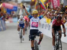 Higuita troeft Tourwinnaar Bernal af in Colombia