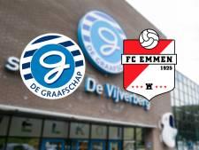 LIVE | Flitsende start De Graafschap tegen FC Emmen
