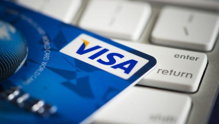 Het betalingsverkeer zou door een cyberaanval makkelijk lamgelegd kunnen worden. © ANP Beeld