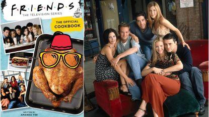 Het 'Friends'-kookboek komt eraan: proef voor met deze 3 recepten, inclusief Ross' geliefde 'Moist Maker'