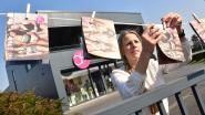 Lingerie Ohlala pakt coronacrisis creatief aan: brochures plukken van de waslijn