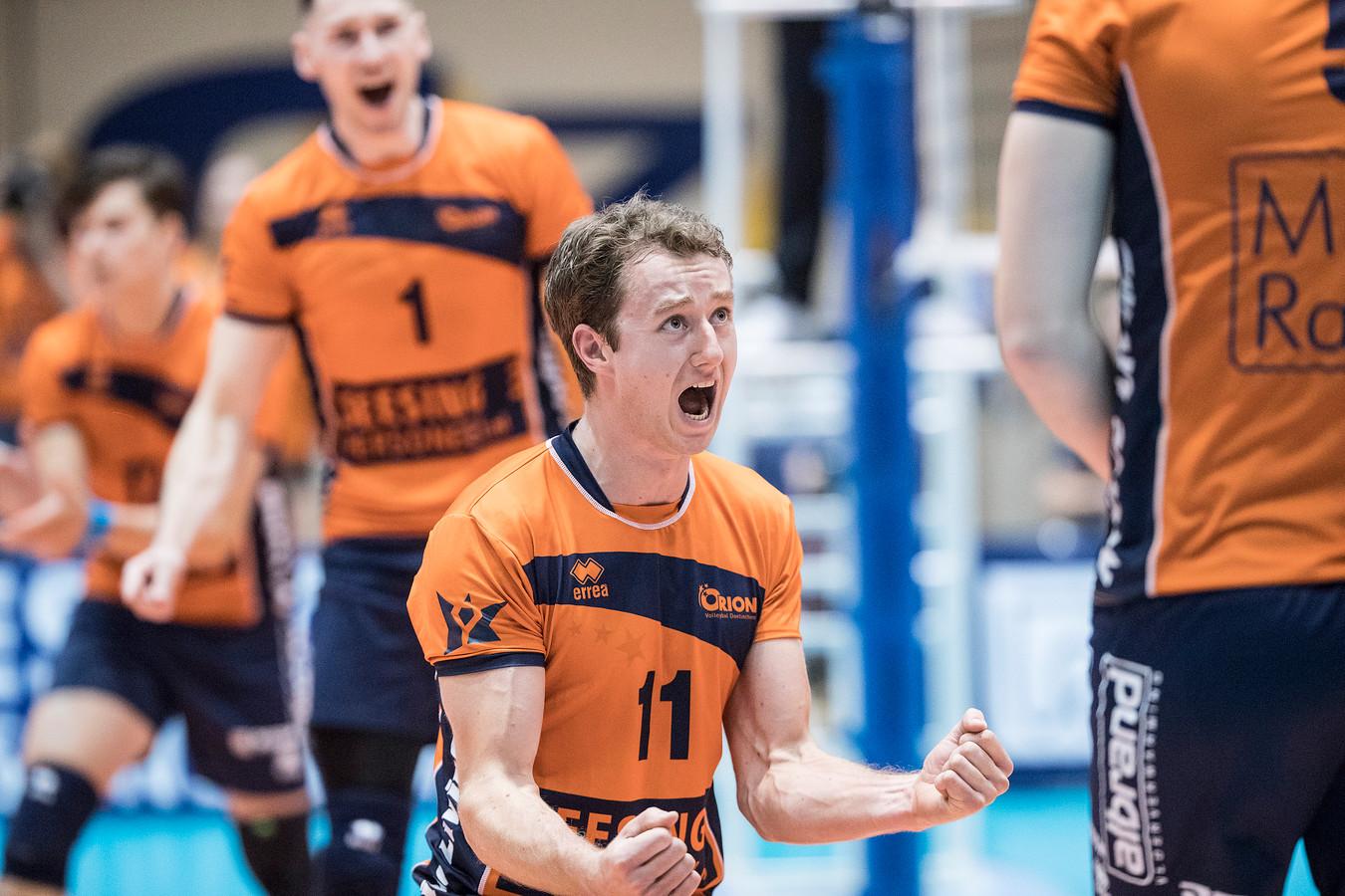 Orion start de nieuwe competitie in Apeldoorn.