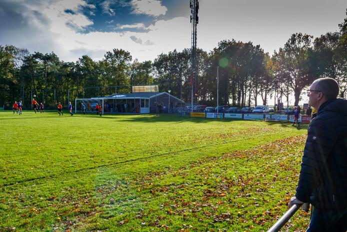 IJhorst loopt na de gestaakte wedstrijd in Willemsoord de periodetitel mis, maar kan zich via de eindstand nog plaatsen voor de nacompetitie.