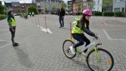 700 leerlingen leggen fietsexamen af
