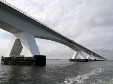 Zeelandbrug wordt proeftuin voor onderhoud aan verkeersbouwwerken