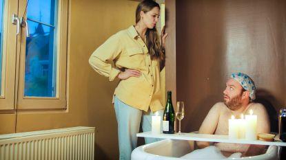 """Lauren Versnick duikt op in 'Hoe Zal Ik Het Zeggen?': """"Maar Jens en ik willen niet de nieuwe Nicole & Hugo worden"""""""