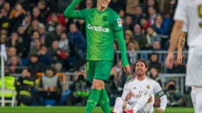 Vijf van de dertien tegengoals op Bernabéu komen dit seizoen van spelers die ooit het shirt van Real droegen