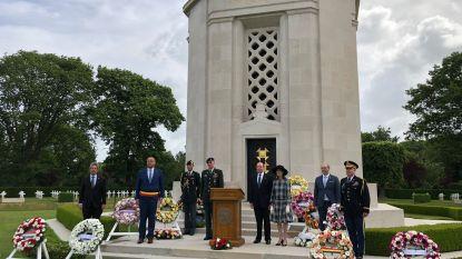 Amerikaanse begraafplaats in Waregem weer open voor het publiek
