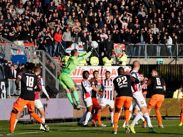 Willem II oefent tegen PSV op 21 augustus