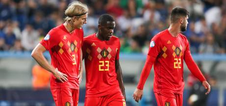 Voici les maillots que les Diables rouges devraient porter à l'Euro 2020