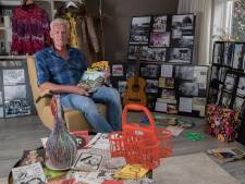Jos uit Raalte brengt huiskamer in jaren 60 sferen voor expositie