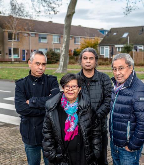 Capelse Molukkers roepen om hulp: 'Kinderen en ouderen slapen nu al twee maanden in tenten'