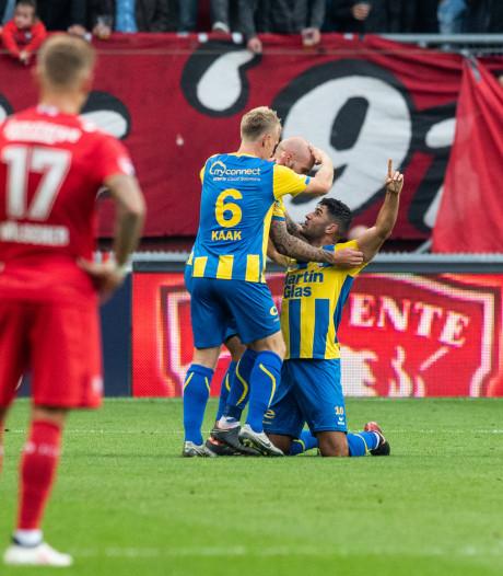 Heldhaftig TOP Oss zorgt voor stunt op bezoek bij titelkandidaat FC Twente