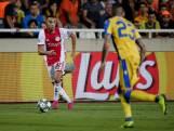 Slordig Ajax ontsnapt aan nederlaag op Cyprus