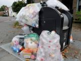 Afval en diftar zorgen nog steeds voor problemen Noord-Enschede
