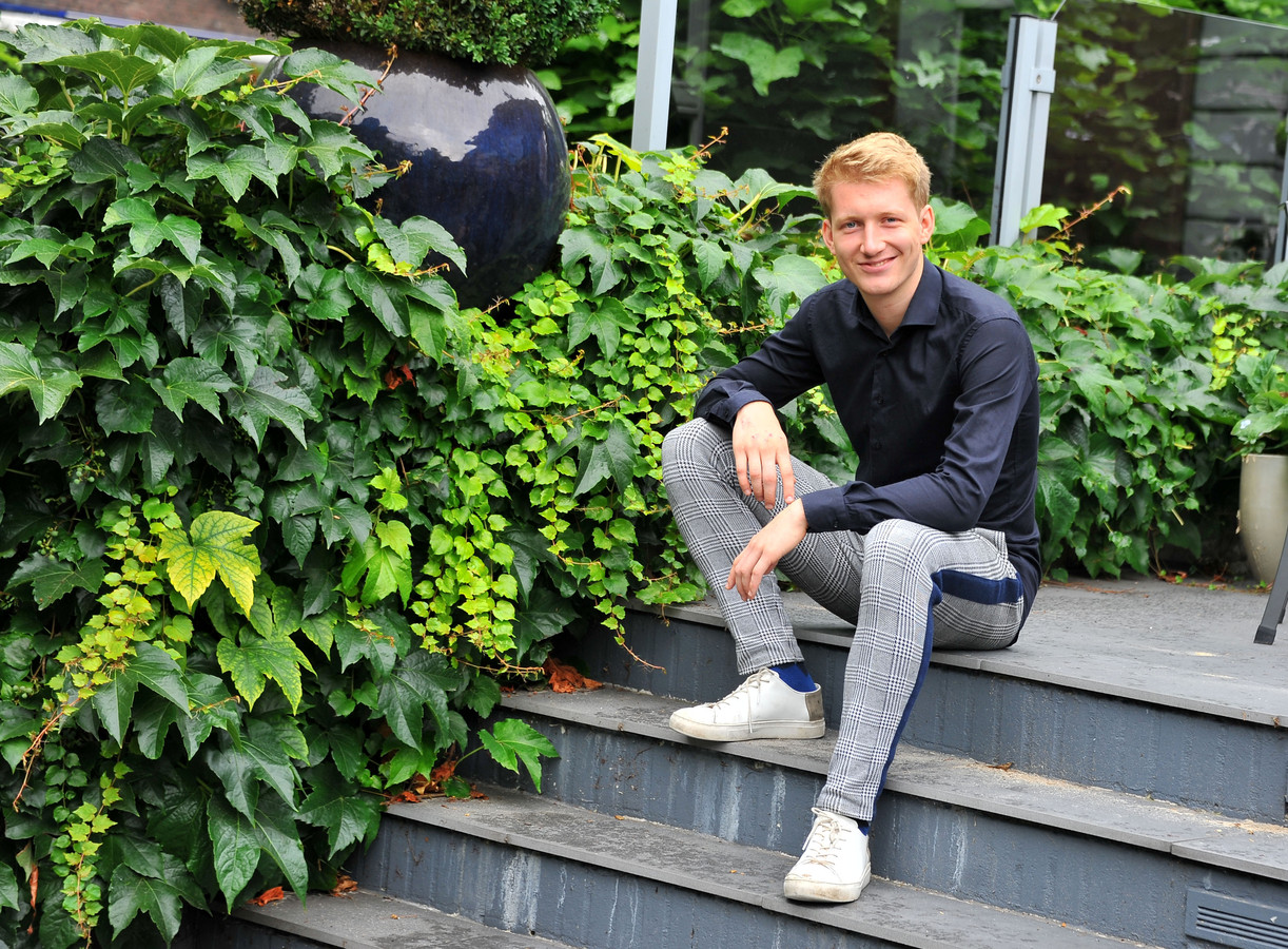 Ruben Wollerich helpt mee met het regelen van stageplekken en woonruimte voor studenten in Latijns America, samen met zijn broer Stijn.