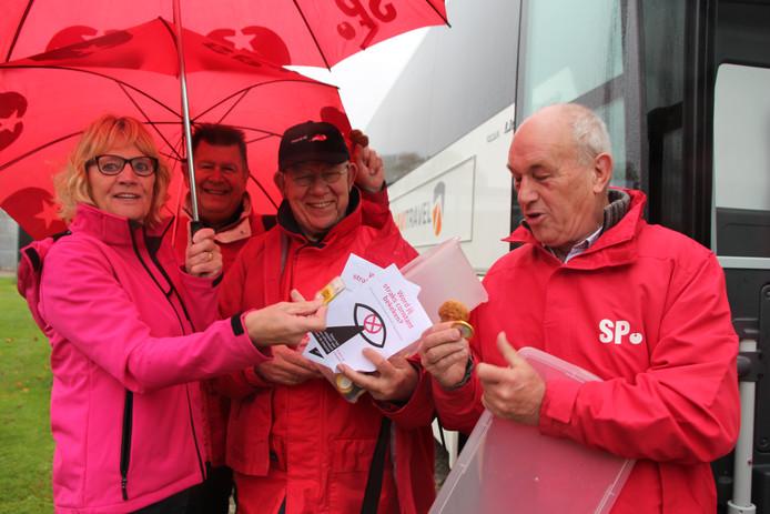 De SP wil meer actie gaan voeren in buurten en wijken in Winterswijk. De partij heeft te weinig geschikte kandidaten gevonden voor de kieslijst.