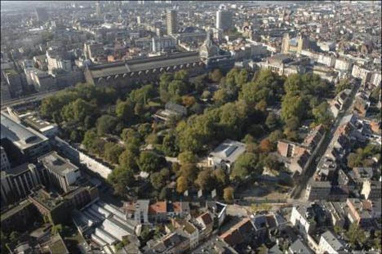 De Antwerpse zoo.