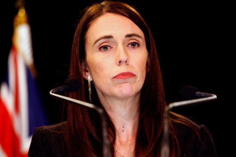 De Nieuw-Zeelandse premierJacinda Ardern kondigt een koninklijke onderzoekscommissie aan in Wellington.