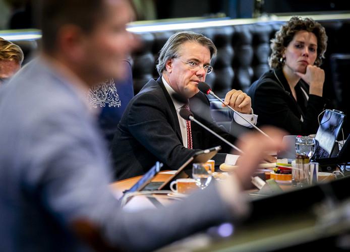 Commissaris van de Koning Wim van de Donk.