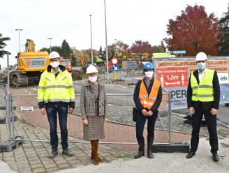 """Werf Brugsesteenweg is eerste waar ethische code voor de bouw wordt toegepast: """"We gaan voor een werkklimaat van respect en vertrouwen"""""""