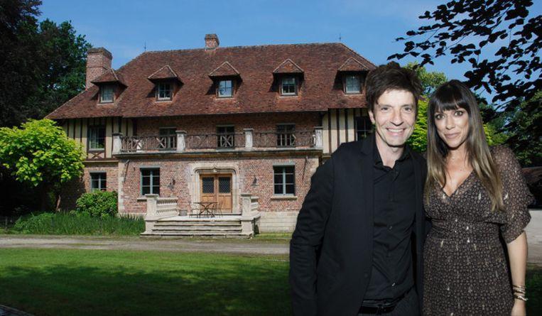 De woning van Koen en Valerie in Heffen staat sinds kort te koop.