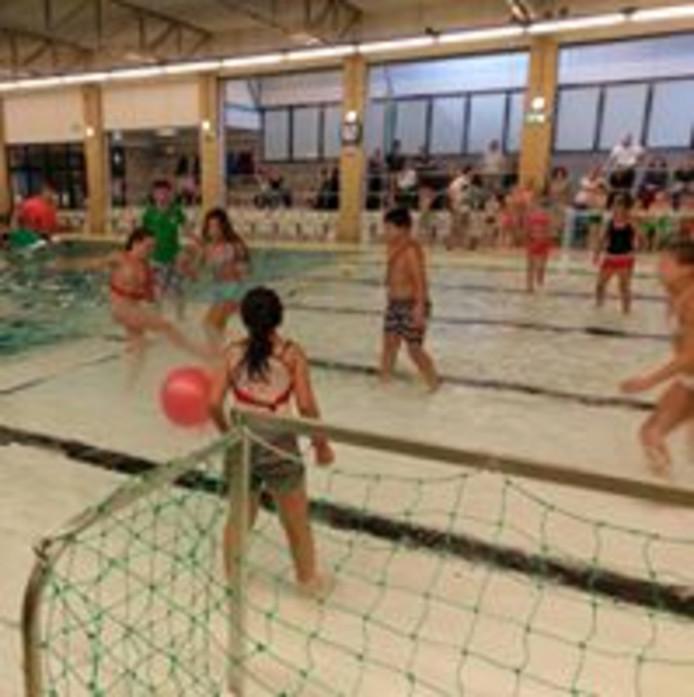 5b0d6478f500d5 De voorronde van het NK watervoetbal vindt plaats in Bodegraven.