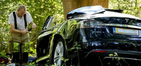 Elektrische auto kan gevaarlijk zijn voor hulpverleners