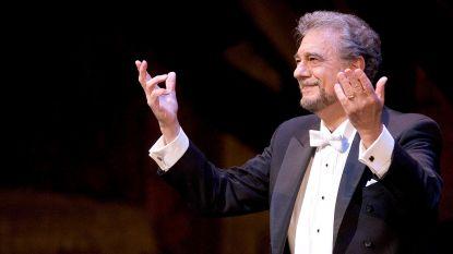 Van seksueel misbruik beschuldigde Placido Domingo weg bij Metropolitan Opera