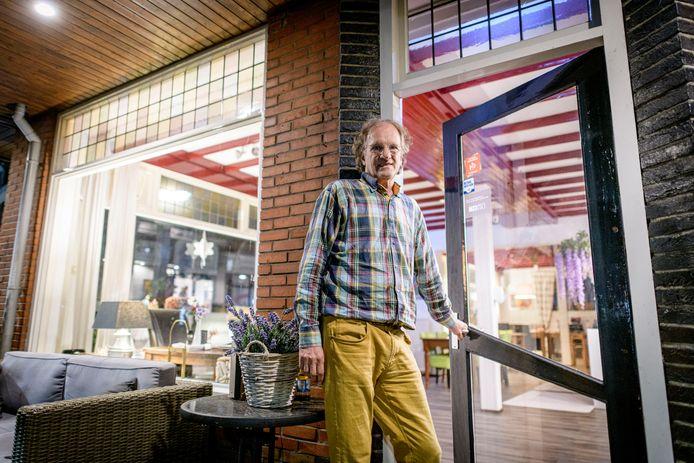 Ondernemer Luuk Klinkert heeft  hotel-restaurant de Notaris in Tubbergen verkocht na het overlijden van zijn partner Jacqueline Oranje.