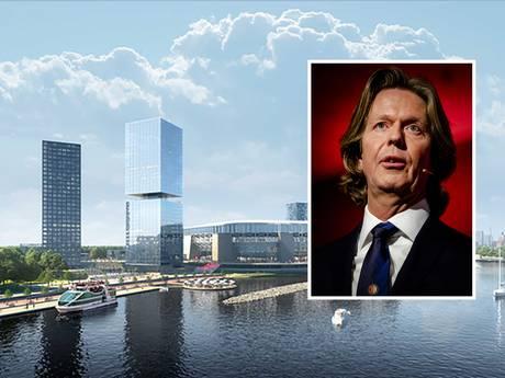 Politieke zorgen om vertrek Jan de Jong: 'Wat betekent dit voor stadionplannen?'