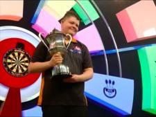 Justin van Tergouw (17) pakt jeugdwereldtitel bij WK darts