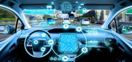 Kans op verkeerschaos bij sneeuw, meeuwen en plastic tassen door autonome auto