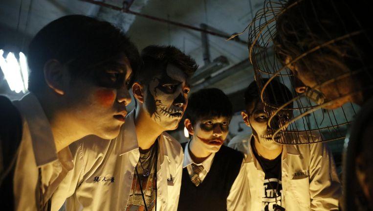 Dit weekend zie je op het Imagine Film Festival de beste nieuwe horror- scifi- en fantasyfilms. Beeld Still uit Mon Mon Mon Monsters