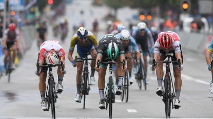 Ewan sprint naar zege in Brussels Cycling Classic, Philipsen derde