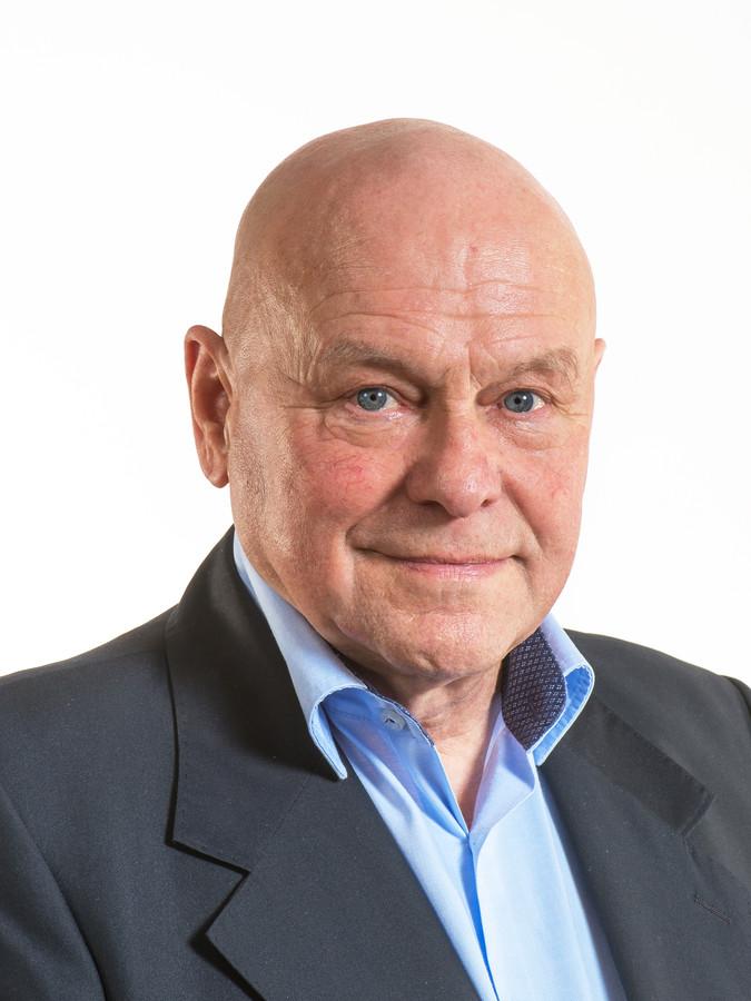 Frans van der Lee, fractievoorzitter Heusden Transparant.