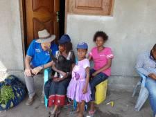 Klimtouw Dierenpark Amersfoort bewijst nut in Congo