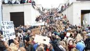 Directies waarschuwen leerlingen: 'Klimaat is geen reden om te spijbelen'
